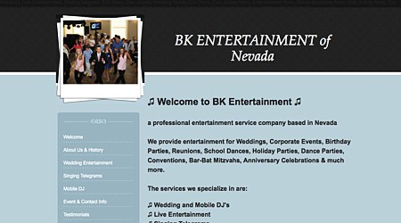 BK Entertainment