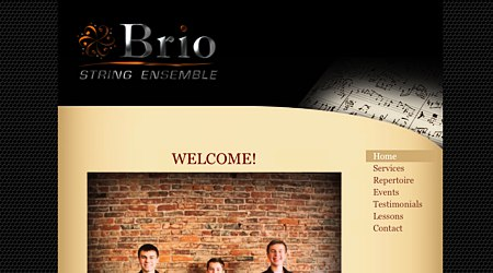 Brio Strings Ensemble