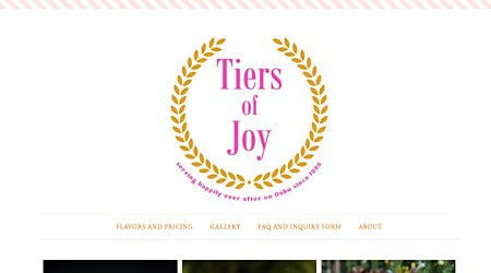 Tiers of Joy Hawaii