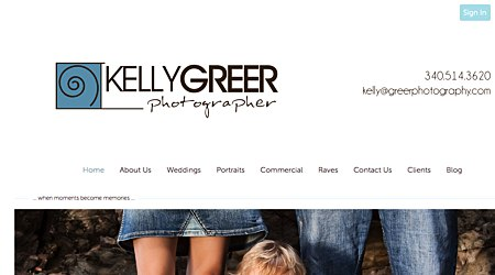 Kelly Greer Photographer