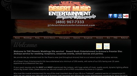 Desert Music Entertainment