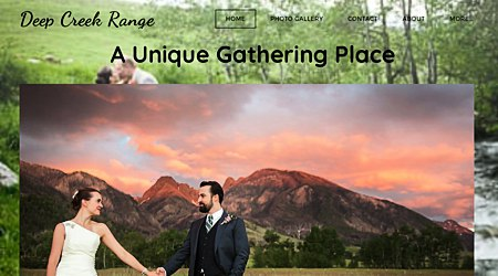 Deep Creek Range