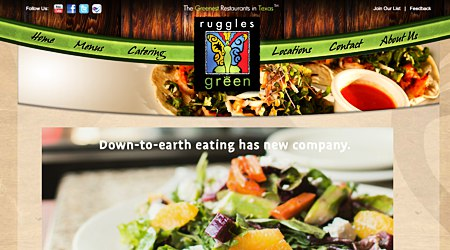 Ruggles Green Restaurant