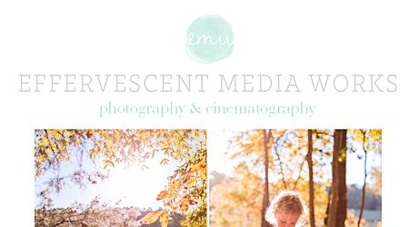 Effervescent Media Works Photography
