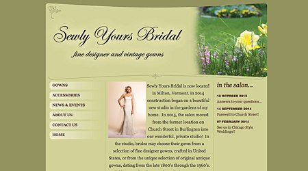 Sewly Yours Bridal