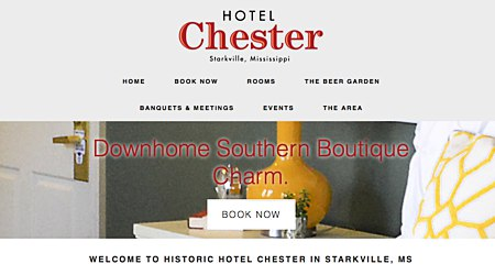 Hotel Chester