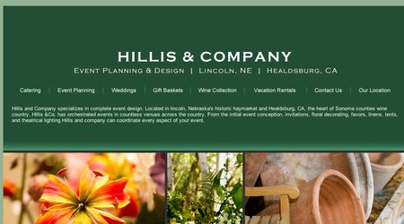 Hillis and Co Florist