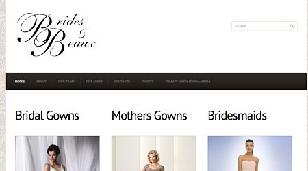 Brides & Beaux Bridal Boutique