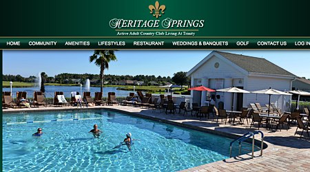 Heritage Springs Country Club