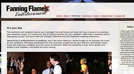 Fanning Flames Entertainment