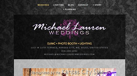 Michael Lauren Weddings