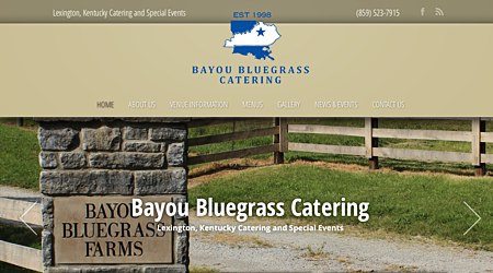 Bayou Bluegrass Catering
