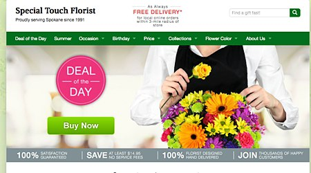 Special Touch Florist and Gifts