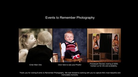 Events to Remember Photography