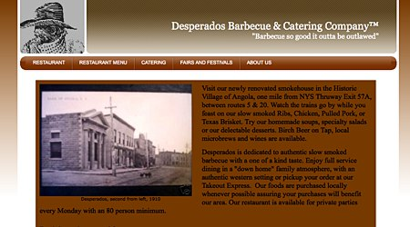 Desperados Barbecue & Catering Company