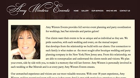 Amy Winters Events