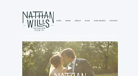 Nathan Willis Wedding Films