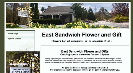 East Sandwich Flowers