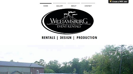 Williamsburg Event Rentals