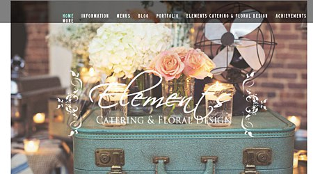 Elements Catering and Floral Design