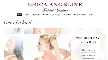 Erica Angeline Luxury Bridal