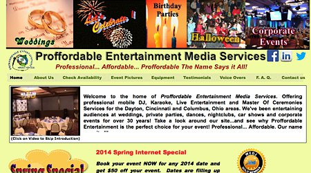 Proffordable Entertainment Media Services