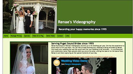 Renae's Videography