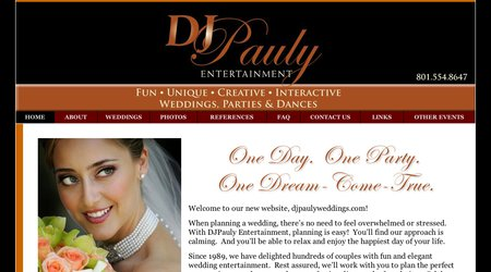 DJ Pauly Entertainment