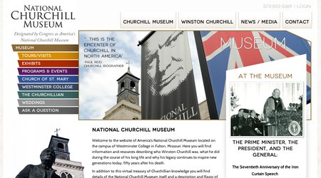 National Churchill Museum
