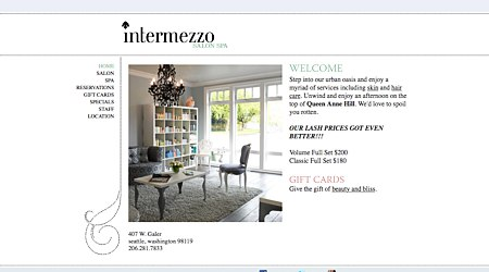 Intermezzo Salon and Spa