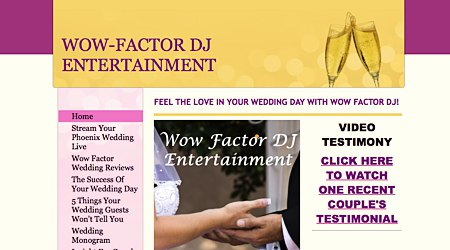 Wow Factor DJ Entertainment