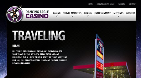 Dancing Eagle Casino