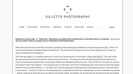 Villetto Photography