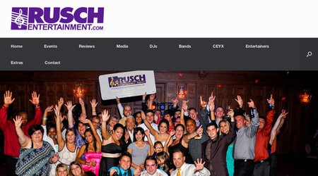 Absolutely Amazing DJs By Rusch Entertainment