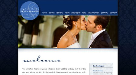 Diamonds & Dreams Wedding Consultants