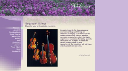 Sequoyah Strings