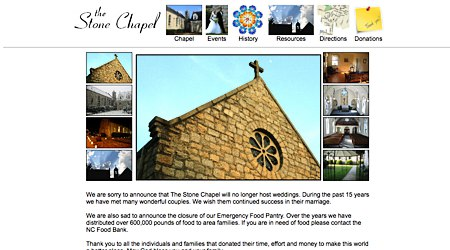 The Stone Chapel
