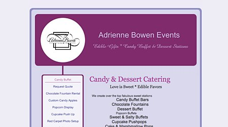 Adrienne Bowen Events