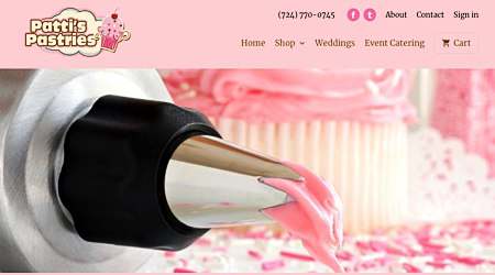 Weddings by Patti's Pastries
