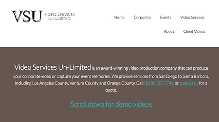 Video Services Un-Limited