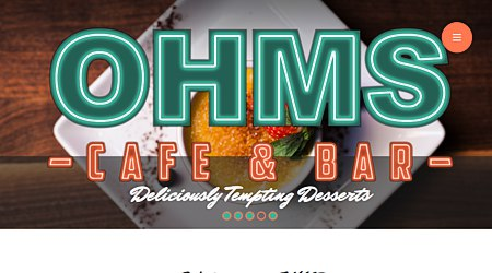 Ohms Cafe & Bar