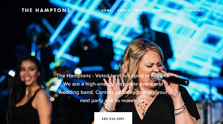 The Hamptons Band