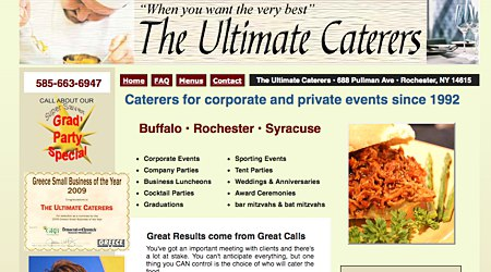 The Ultimate Caterers