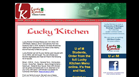 Lucky Kitchen Chinese Restaurant