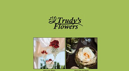 Trudy's Flowers