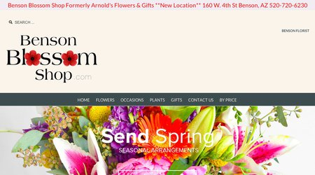 Arnold's Flowers & Gifts