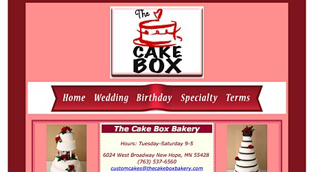 The Cake Box Bakery