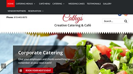 Cathy's Creative Catering & Cafe