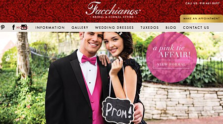 Facchianos Bridal & Formal Attire