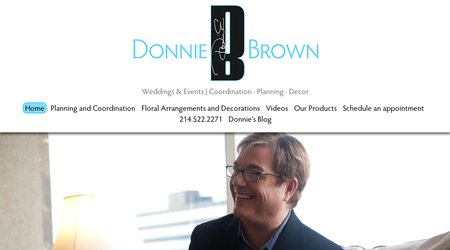 Donnie Brown Weddings and Events